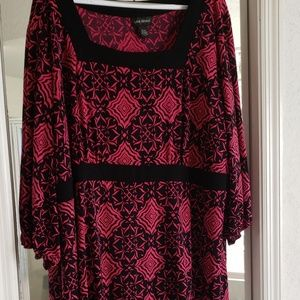 3/4 Sleeve Blouse from Lane Bryant